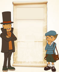 Professor Layton & Luke