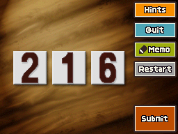 puzzle screenshot